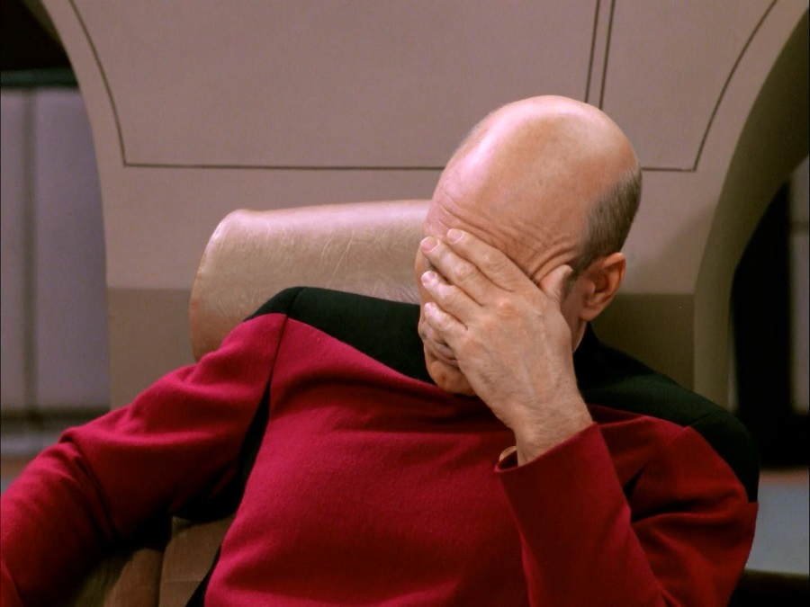 Captain Jean-Luc Picard, Star Trek - The Next Generation™, © CBS Corporation