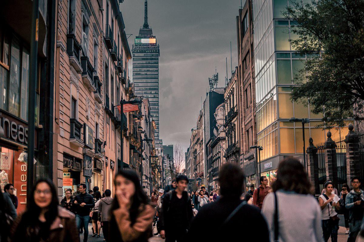 Torre Latinoamericana, Ciudad de México